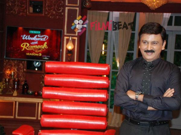'ವೀಕೆಂಡ್ ವಿತ್ ರಮೇಶ್-3' ಕಾರ್ಯಕ್ರಮ ಈ ವಾರವೇ ಕೊನೆಯಂತೆ.! ಹೌದಾ.?