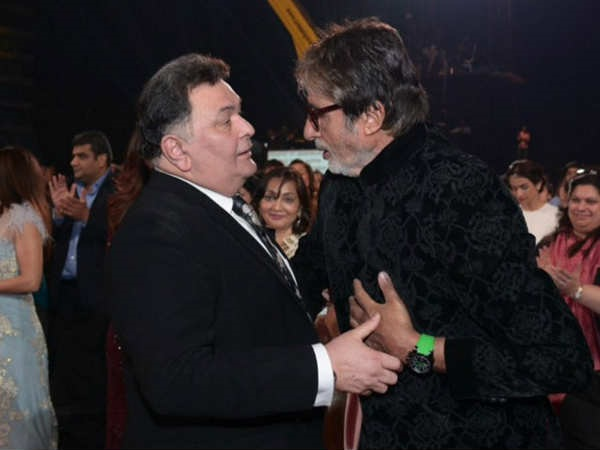 Amitabh Bachchan and Rishi Kapoor to Come together After 26 Years