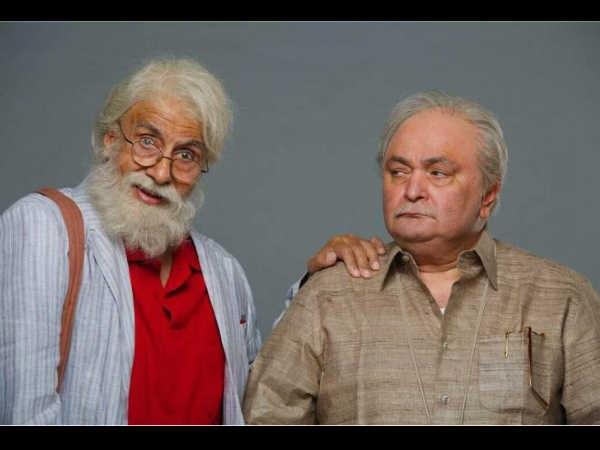 ಅಚ್ಚರಿ ಮೂಡಿಸಿದ 'ಅಮಿತಾಬ್-ರಿಷಿ ಕಪೂರ್' ಜೋಡಿಯ ಹೊಸ ಚಿತ್ರ