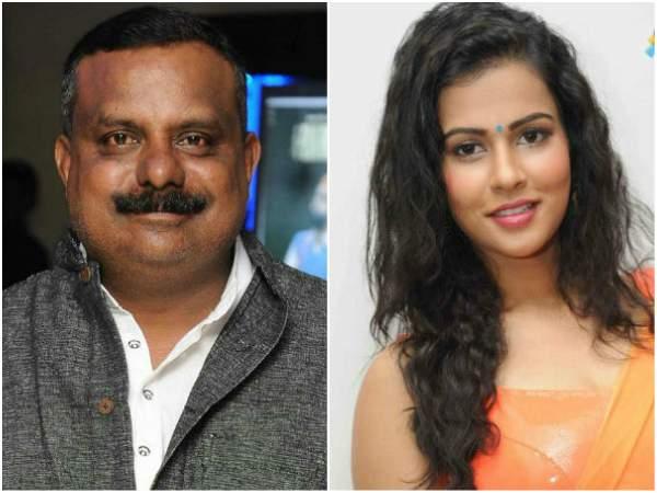 'ನೀರ್ ದೋಸೆ' ನಿರ್ದೇಶಕರಿಗಾಗಿ 120 ಕೆ.ಜಿ ತೂಗಲು ಶರ್ಮಿಳಾ ರೆಡಿ