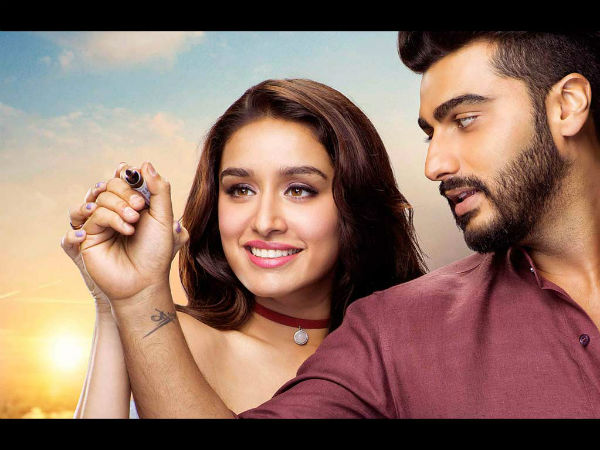 Arjun, Shraddha starrer 'Half Girlfriend' box-office collection Day 10: crosses the 50-crore mark