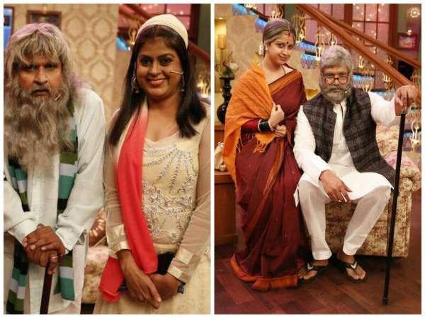 'ಮಜಾ ಟಾಕೀಸ್'ನಲ್ಲಿ ಎಲ್ಲರಿಗೂ 100 ವರ್ಷ: ವರಲಕ್ಷ್ಮಿ ಇನ್ನೂ ಹದಿಹರೆಯ.!
