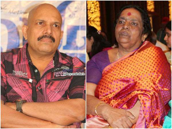 V Manohar Mother's Day Special Song is on Dr Parvathamma Rajakumar