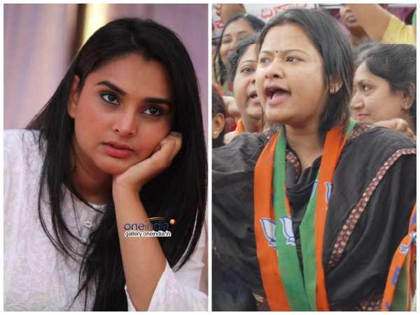 ನಟಿ ರಮ್ಯಾ ವಿರುದ್ಧ ಸಿಡಿದೆದ್ದ 'ಗೋಲ್ಡನ್ ಸ್ಟಾರ್' ಪತ್ನಿ ಶಿಲ್ಪಾ ಗಣೇಶ್.!