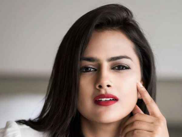 Actress Shraddha Srinath will be Romancing Telugu Actor Aadi