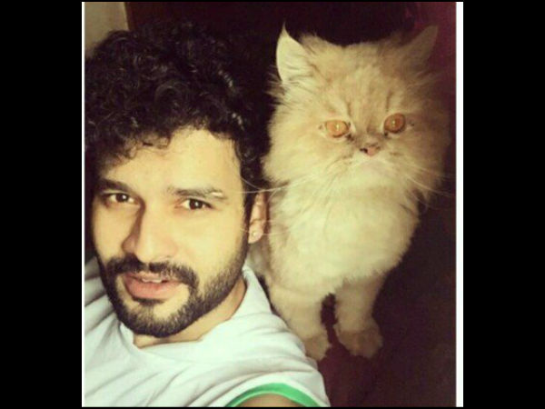Actor Suraj Gowda Cat Charlie to Make his Debut