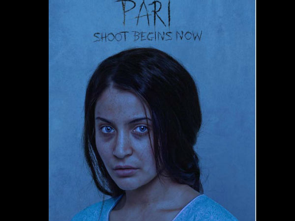 Anushka Sharma's Pari First Look Release