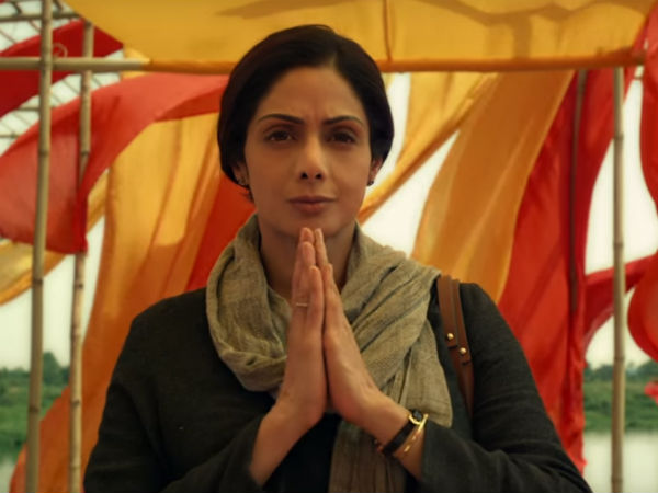 Watch Sridevi Starrer 'Mom' Trailer