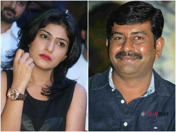 Producer K.A.Suresh Files a Complaint Against Avantika Shetty at KFCC