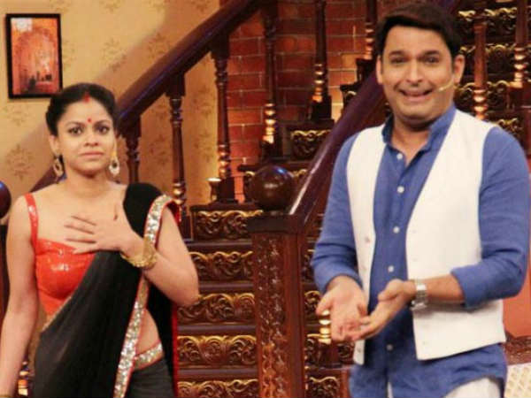 Sumona Chakravarti quitting 'The Kapil Sharma Show', here is her reply