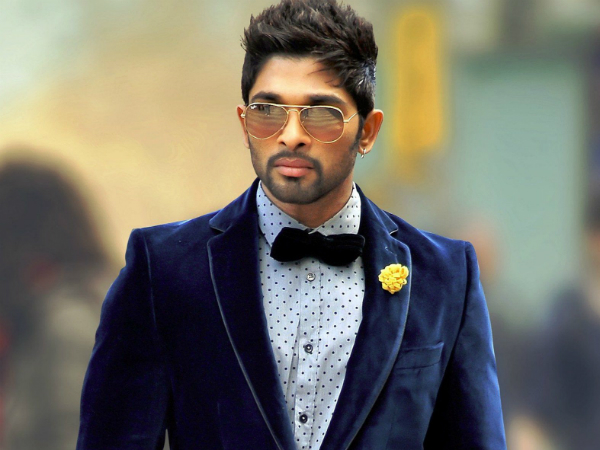 Actor Allu Arjun Like to Do Mass Style Kannada cinema
