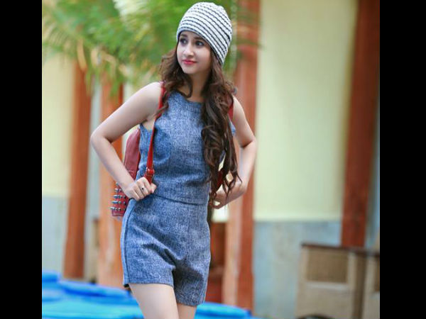 Manvitha Harish Heroine For Tarakasura