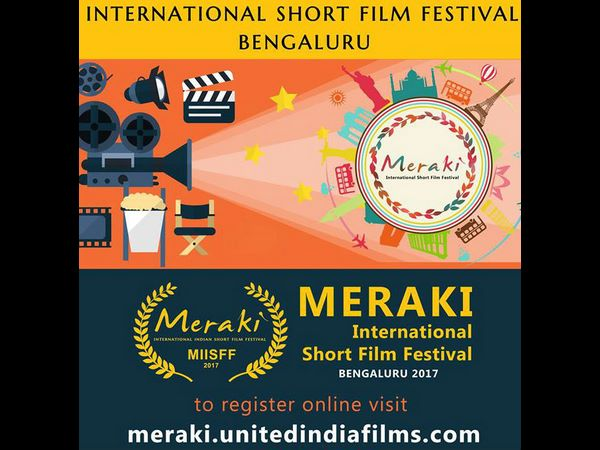 Meraki International short film Festival Held on june 11th