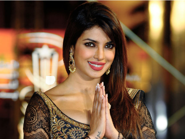 Bollywood Actress Priyanka Chopra To Endorse Skill India Campaign