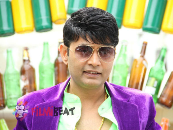 Actor Sharan Next Film Telugu Remake