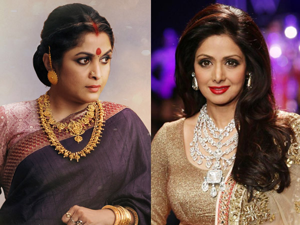 Actress Sridevi Speaks Why She Reject Baahubali