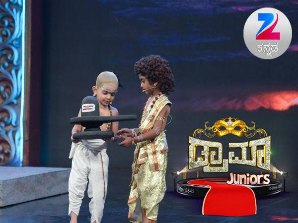 ಜೀ ಕನ್ನಡ ವಾಹಿನಿಯಲ್ಲಿ ಬರಲಿದೆ ಅತಿ ಶೀಘ್ರದಲ್ಲಿ 'ಡ್ರಾಮಾ ಜ್ಯೂನಿಯರ್ಸ್-2'!