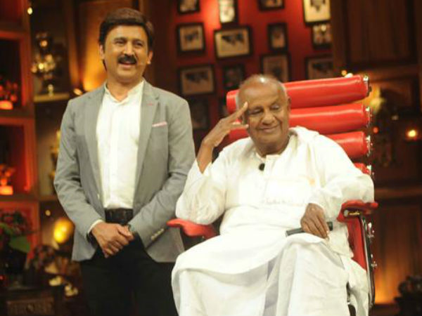 Viewers opinion on HD Devegowda's episode in 'Weekend With Ramesh 3'