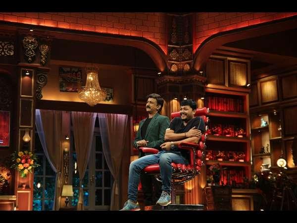 'ವೀಕೆಂಡ್ ವಿತ್ ರಮೇಶ್' ಸಾಧಕರ ಸೀಟ್ ಮೇಲೆ ಕೂತ ನಟ ಗಣೇಶ್.!