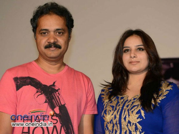 Srinivas Raju planing to do a Movie On Kanchi Sankararaman case