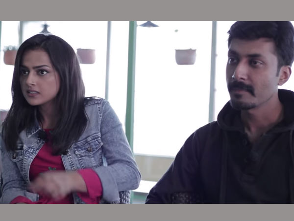 Watch Video: Shraddha Srinath and Rishi's Operation Fail Interview