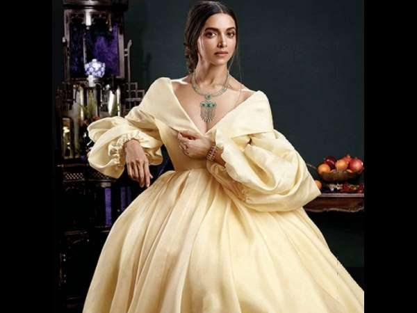 In Pics :Deepika Padukone is at her most beautiful ever in new photoshoot