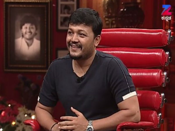 Kannada Producer Ramesh Yadav speaks about Ganesh in Weekend with Ramesh