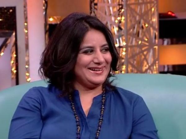 Kannada Actress Pooja Gandhi Calls Sanjana Show Off