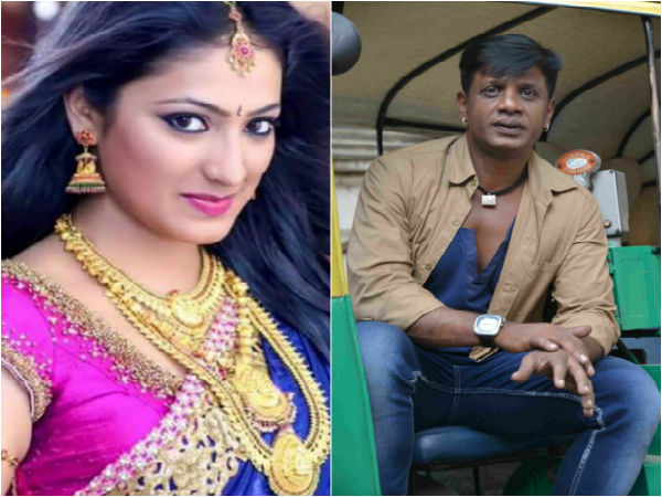 Haripriya is Duniya Vijay's heroine in 'Kanaka' film