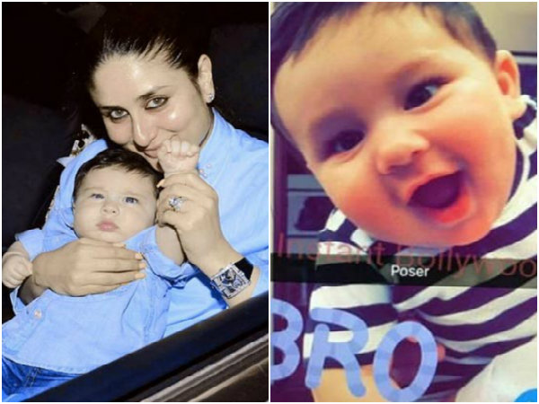 Kareena Kapoor Pays A HEFTY AMOUNT To Keep Taimur Ali Khan Protected From The Evil Eyes!