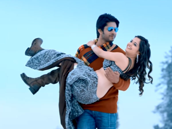 Watch 'Geleya Enale' video song from 'Mass Leader' Movie
