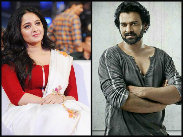 Anushka Shetty out of Prabhas Starrer Saaho