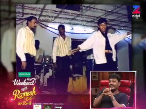 Ganesh speaks about his Dance in Marriage Orchestra