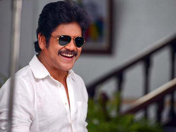 Akkineni Nagarjuna to join YS Jagan's party
