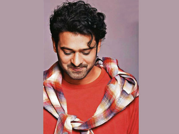 Prabhas's latest look for Saaho
