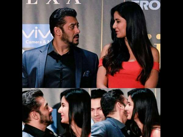 Salman Khan Wish To Katrina Kaif Birthday