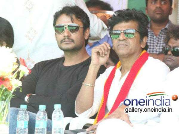 ''There is no rift between Darshan and I'' says Shiva Rajkumar