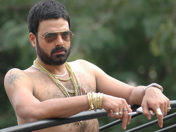 Abhimanyu Singh is villain in Upendra's Home Minister