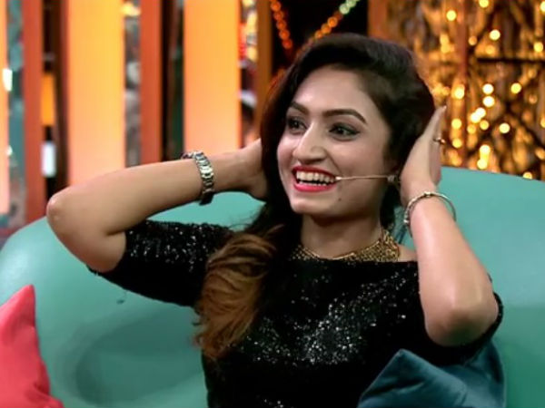 Qualities should 'Agnisakshi' Sannidhi's dream boy should have