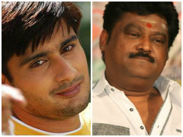 Jaggesh tweets about Dhruv Sharma