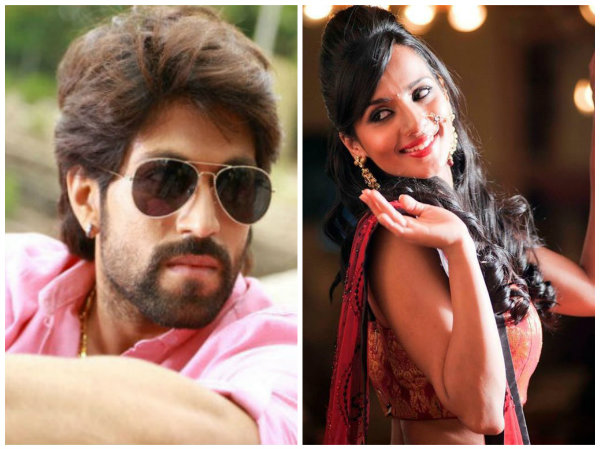 Why did you marry so early complains Sruthi Hariharan on Yash