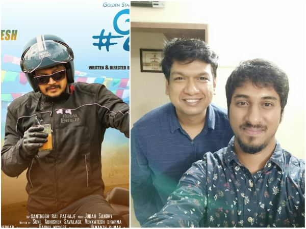 Vijay prakash croons for 'Chamak' movie