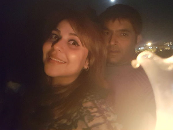 Kapil Sharma and Ginni Chatrath love Break up