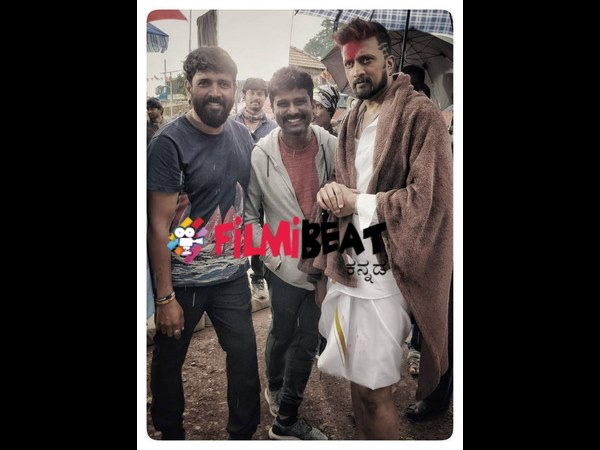 The Villain Shooting in Chikkamagaluru