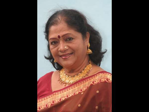 Veteran actress B.V Radha passes away Kalyan Nagar