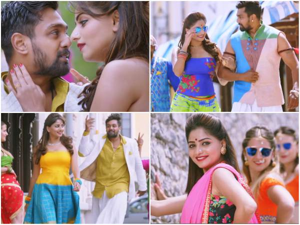 'Bharjari' movie 2nd video song released