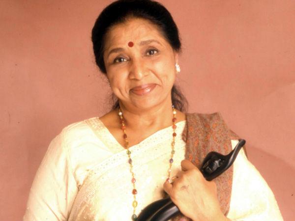 ಕನ್ನಡ ಹಾಡಿಗೆ ಮತ್ತೆ ಧ್ವನಿಯಾದ ಆಶಾ ಭೋಂಸ್ಲೆ