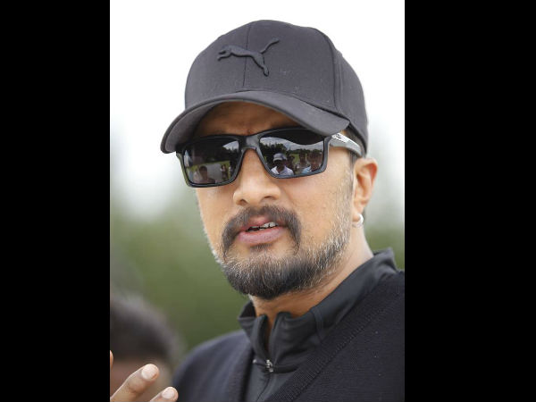 Kannada Actor Sudeep Gave Reaction to His Fan