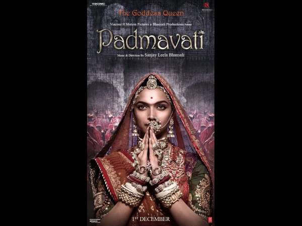 'Padmavati' movie first look released