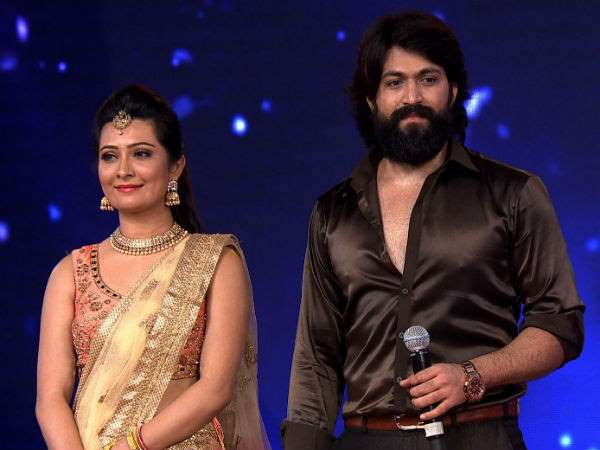 Radhika Pandit asked funny question to Yash